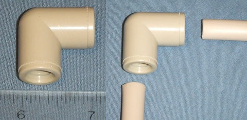 "Misting Line Coupler ""L"" Fitting(s)"