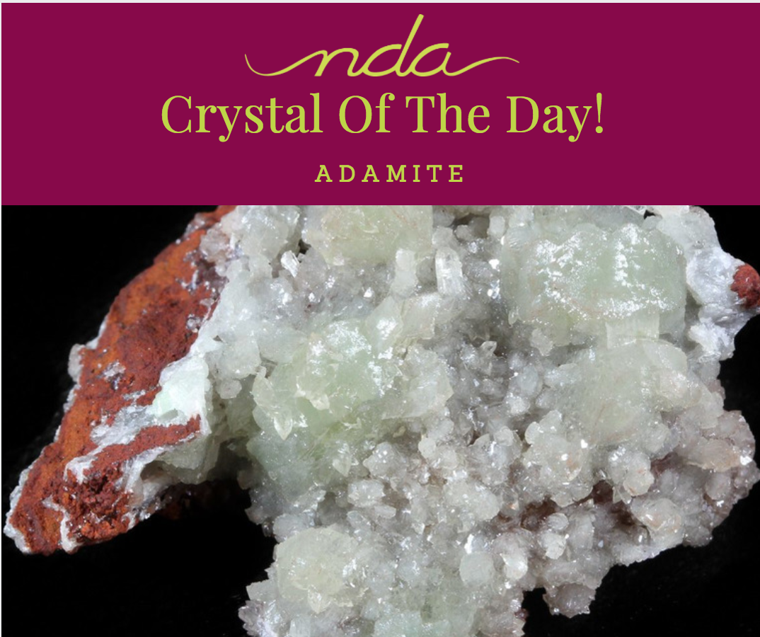 Crystal Of The Day: Adamite