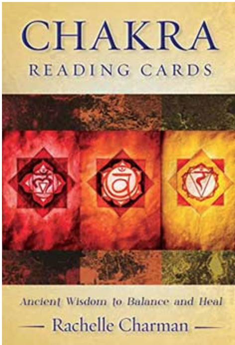 Chakra Reading cards by Rachelle Charman