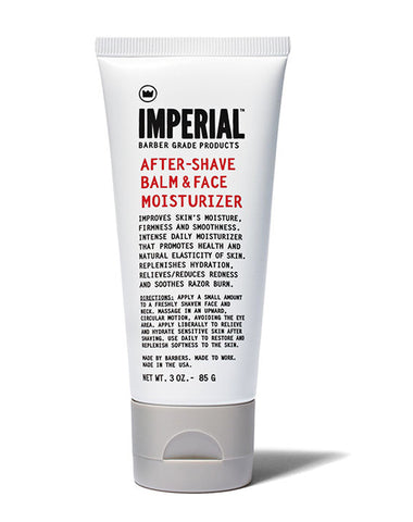 After-shave Balm & Face Moisturizer