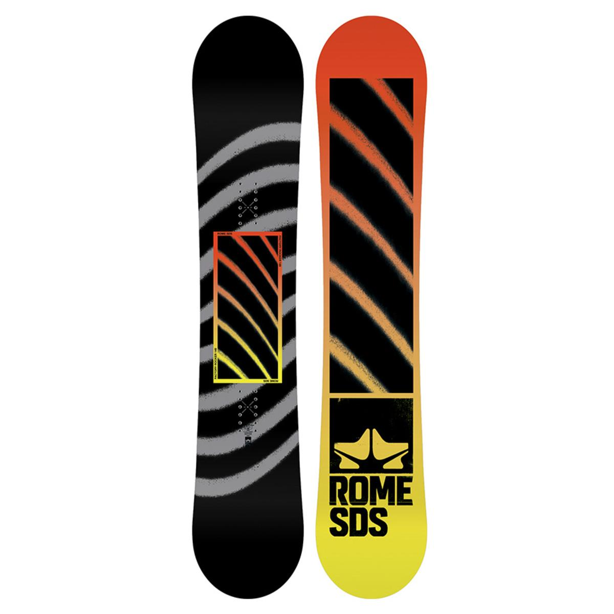 Rome Factory Rocker 2019 Men's Snowboard