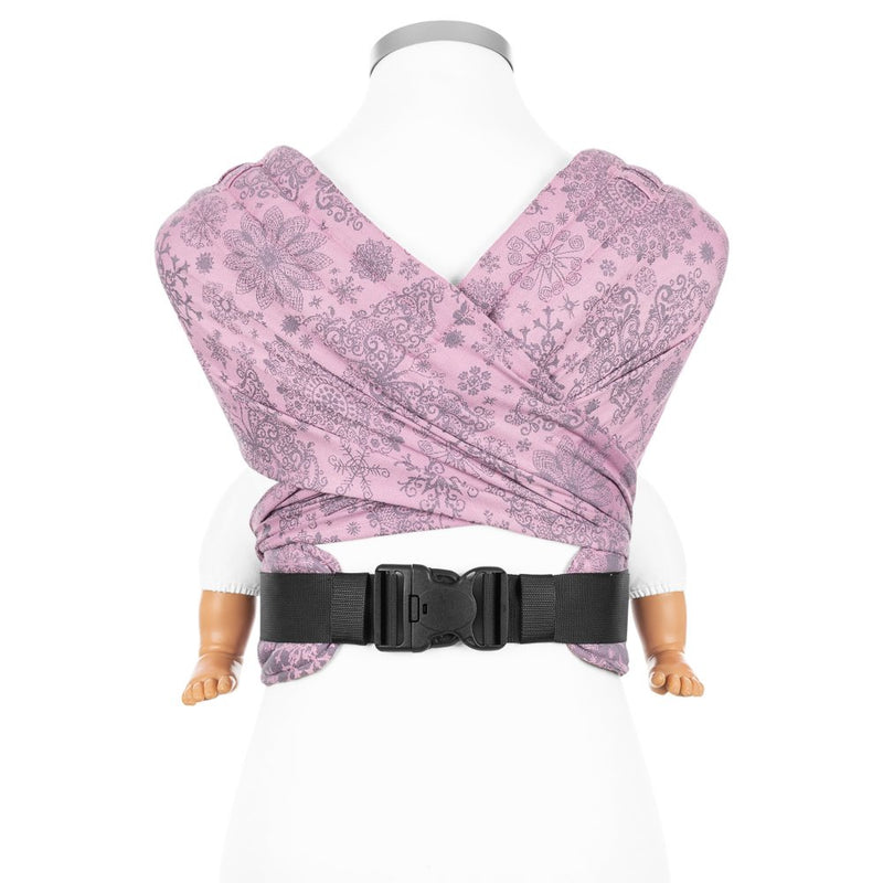 Fidella Iced Butterfly Violet Fly Click Half Buckle Carrier (SSC/Meh Dai)