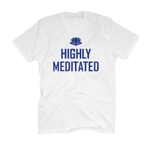 Highly Meditated Tee
