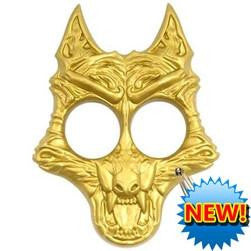 Cart2Cart - Twilight Werewolf Keychain - Gold