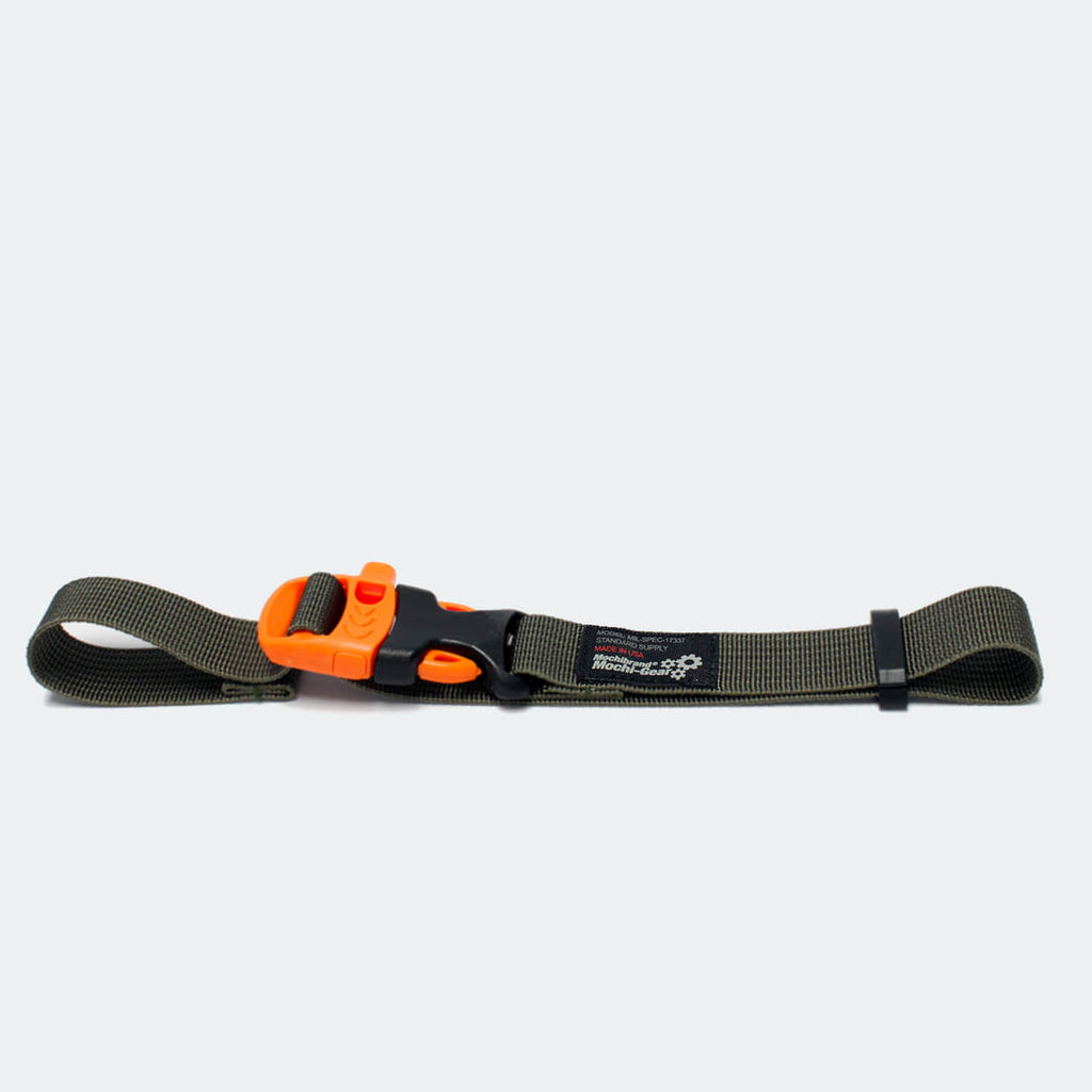Mochibrand - Sternum Strap Green/Orange