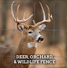 Deer, Orchard & Wildlife Fencing