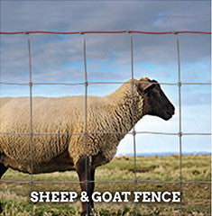 Sheep & Goat Wire Fence