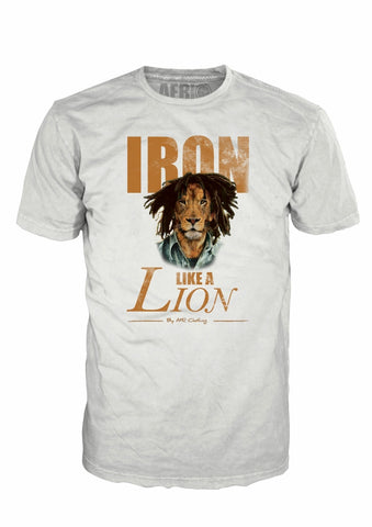 Iron Like A Lion T-Shirt