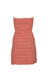 Dusk Til Dawn Mini Dress (Coral)