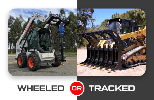 Wheeled or Tracked Machine: Which Is the Best Fit for You?