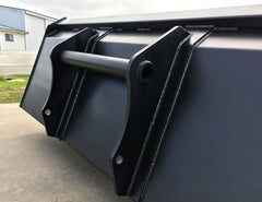 Heavy duty buckets for Telehandlers - Himac Attachments