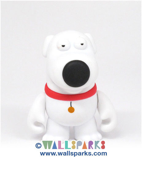 Family Guy - Brian Griffin Mini Figure - Kidrobot Designer Toy