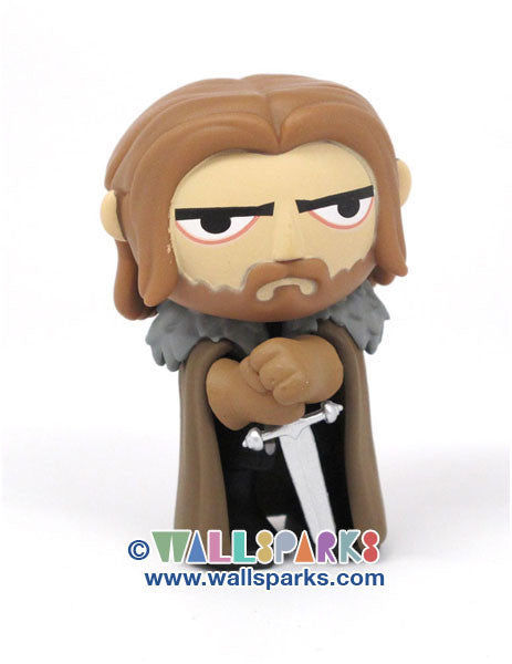 Game of Thrones Funko Mystery Mini Series 1 Vinyl Figure Ned Stark