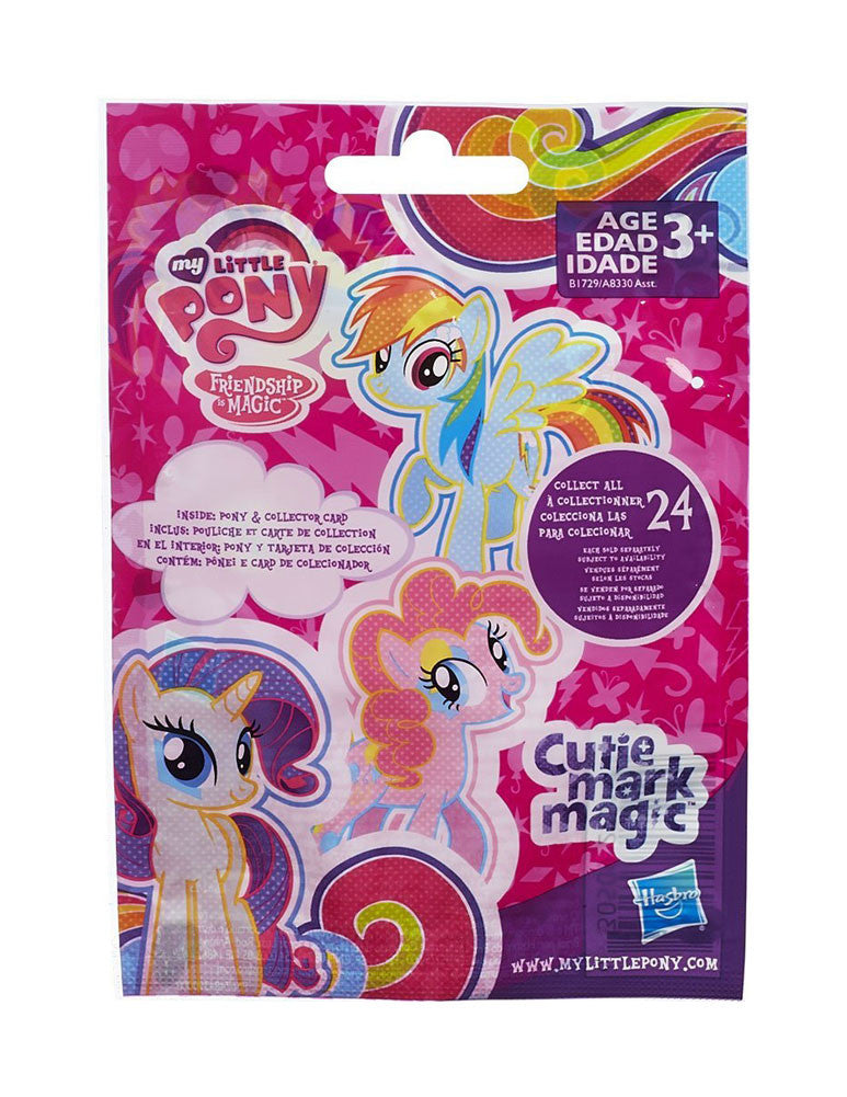 My Little Pony Surprise Blind Bag Mini Figure Wave 12 Cutie Mark Magic Collection