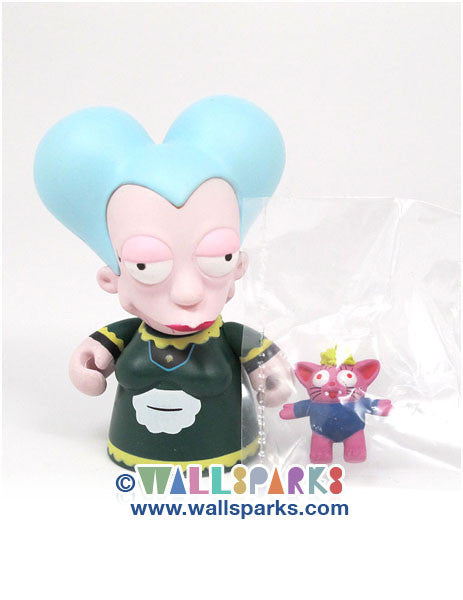 Futurama - Mom Mini Vinyl Figure - Kidrobot Designer Toy