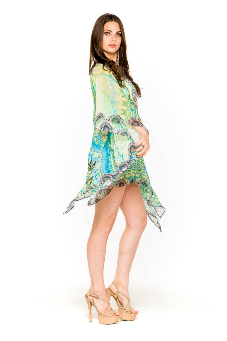 Butterfly Dresses & Short Gowns  - SALE - www.LUXEISLE.com