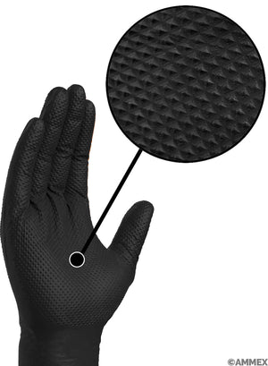 What is a Black Nitrile Glove?