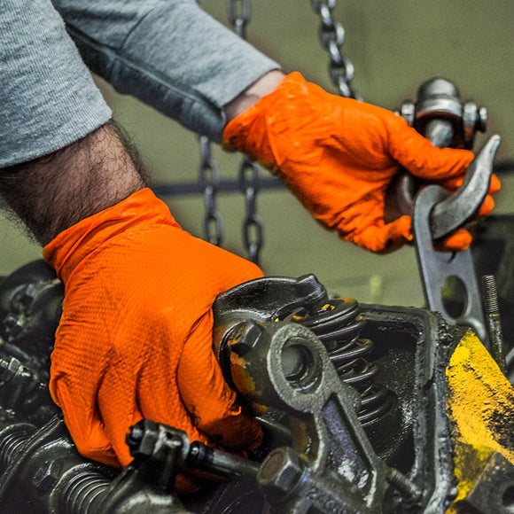 Some Benefits of Using Disposable Nitrile Gloves