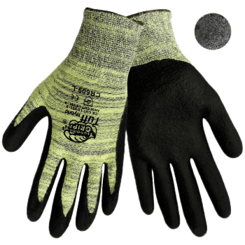 Tsunami Grip Cut Resistant Hybrid cut level 4 Work Gloves