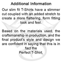 USA Creative Crown Women's Perfect Slim Fit T-Shirt