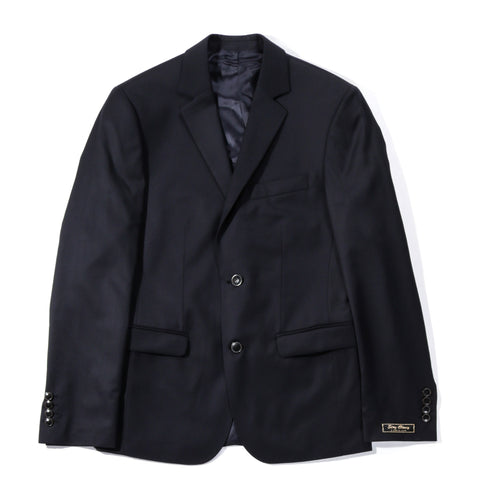A KIND OF GUISE CLASSY NOTCH BLAZER MIDNIGHT
