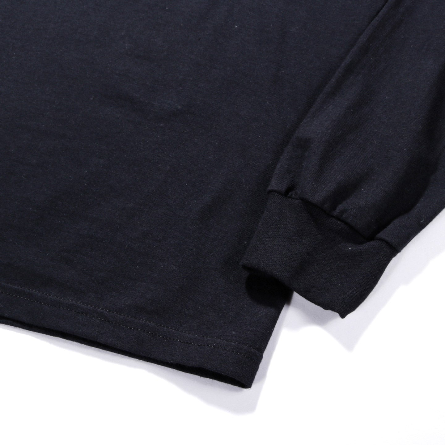 LQQK STUDIO THE DOM COREY LS TEE BLACK