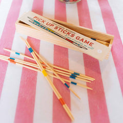 Pick Up Sticks - Traditional Children's Game