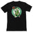 Dagobah Rebels Short Sleeve Black T-Shirt-Cherry Collectables