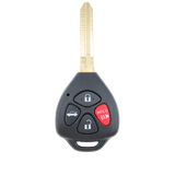 Toyota Atara S Remote Car Key Blank 4 Button Replacement Shell/Case/Enclosure - Remote Pro - 1
