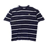 Chemise Lacoste Short Sleeve Striped T-Shirt circa 1980's