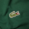 Chemise Lacoste Long Sleeve Green Polo Shirt circa 1980's