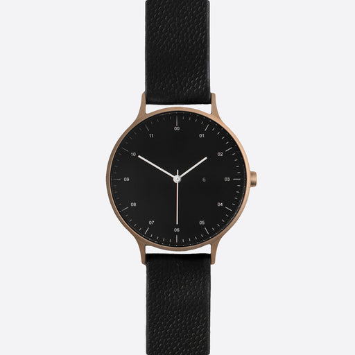 Instrmnt T-42 Watch Rose Gold / Black