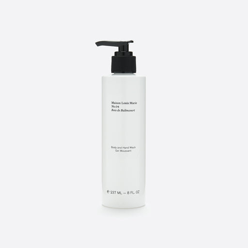 Maison Louis Marie Body and Hand Wash in No.4 Bois de Balincourt