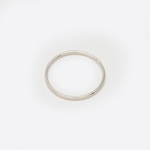 Nagle and Sisters Everyday Ring in Silver