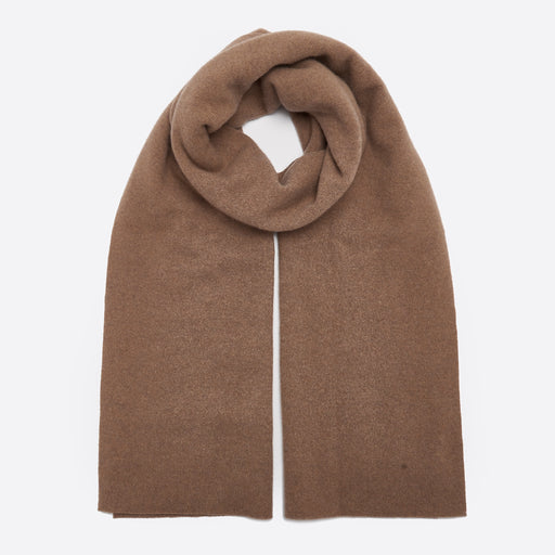 Norse Projects Lambswool Scarf in Camel