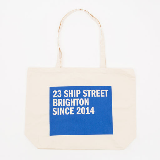 ODE '23 SHIP STREET' Tote Bag