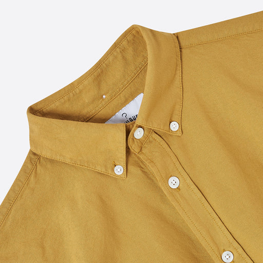 Portuguese Flannel Belavista Shirt in Honey