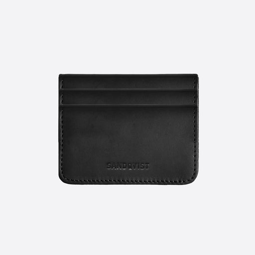 Sandqvist Buck Wallet in Black