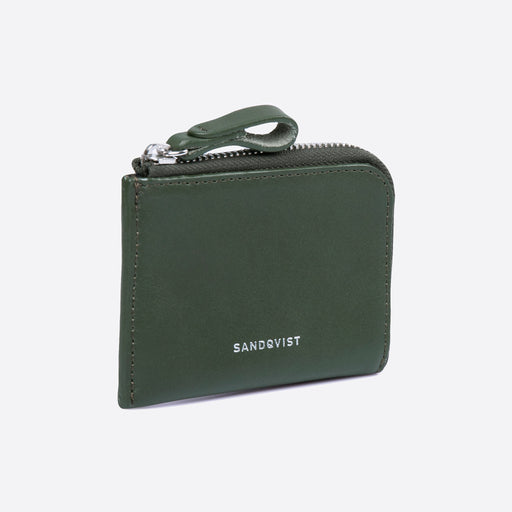 Sandqvist Eben Wallet in Green