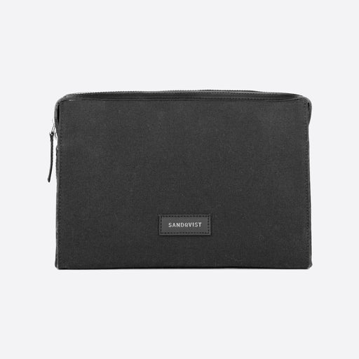 Sandqvist Sana Wash Bag in Black