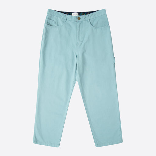 Wood Wood Benedict Trousers in Dusty Blue