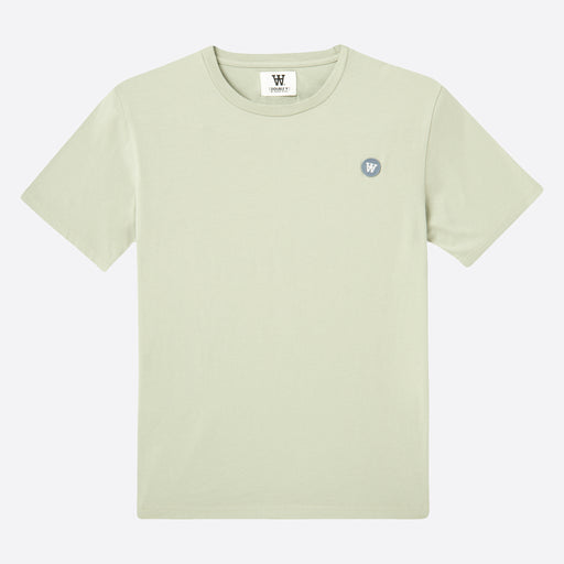 Wood Wood Double A Ace T-Shirt in Mint