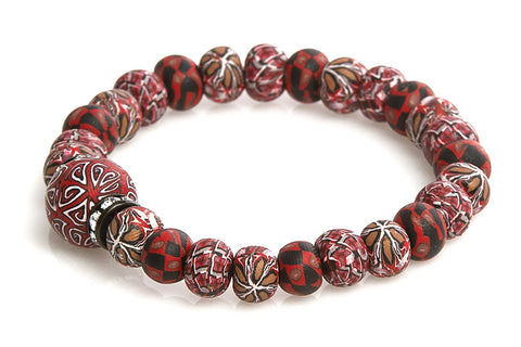 Intention Bracelet: To attract fun and loving friends.