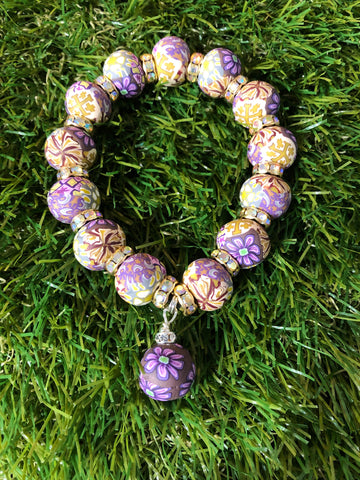 Intention Bracelet: To integrate on a deep intuitive level.
