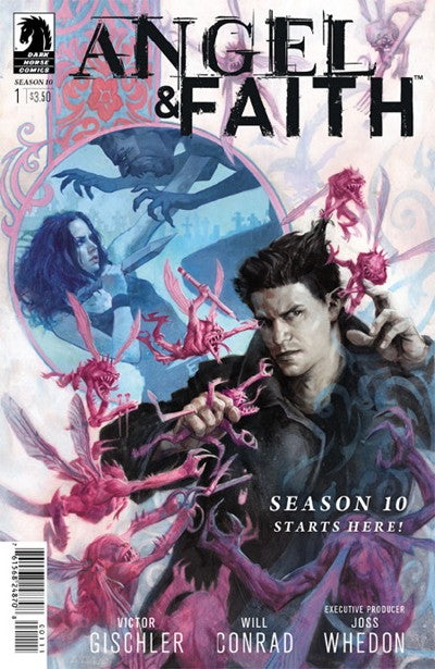 ANGEL & FAITH SEASON 10 #1