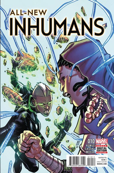 ALL-NEW INHUMANS #10 (2016)
