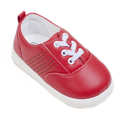 Shoes - Aiden Red