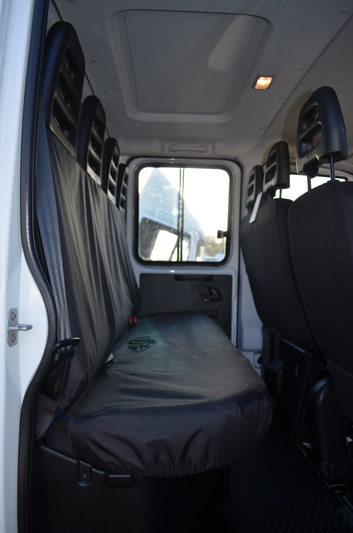 Iveco Daily Van 2014 Onwards Tailored Rear Seat Covers