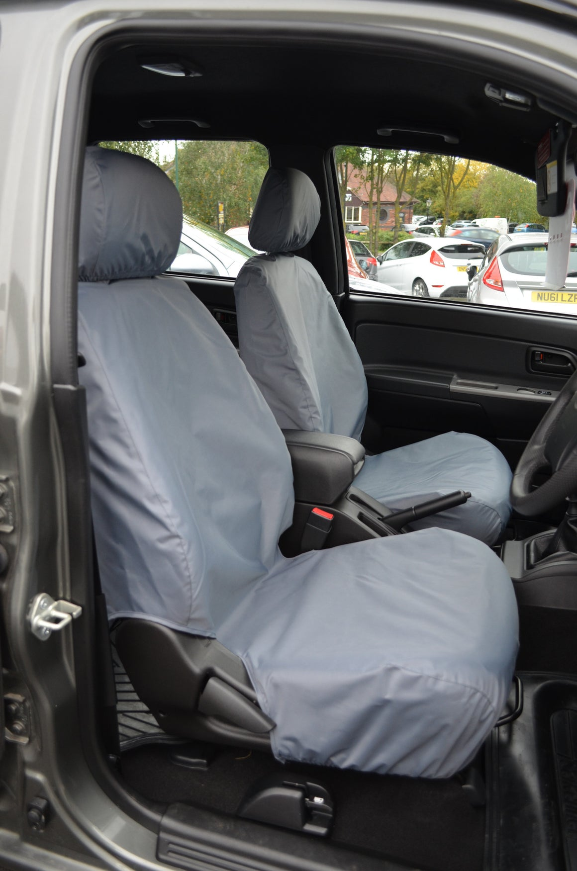 Isuzu Rodeo 2003 to 2012 Seat Covers