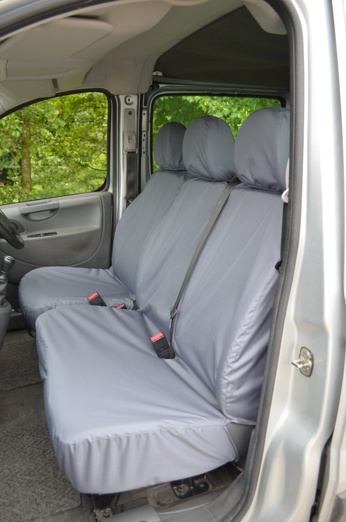 Citroen Dispatch 2007 - 2016 Tailored Front Seat Covers